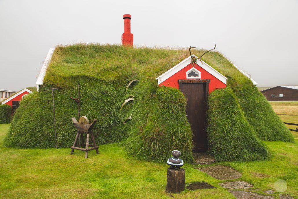 """La casa più """"pelosa"""" d'Islanda"""