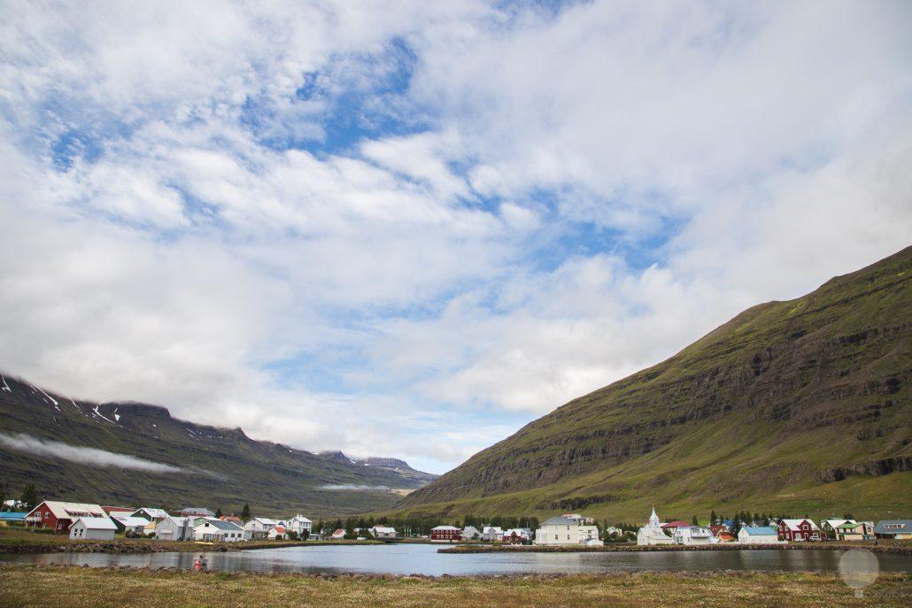 La bohemienne Seydisfjordur